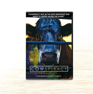 Cowspiracy: The Sustainability Secret DVD - Organic Food Delivered - Oliver's Real Food