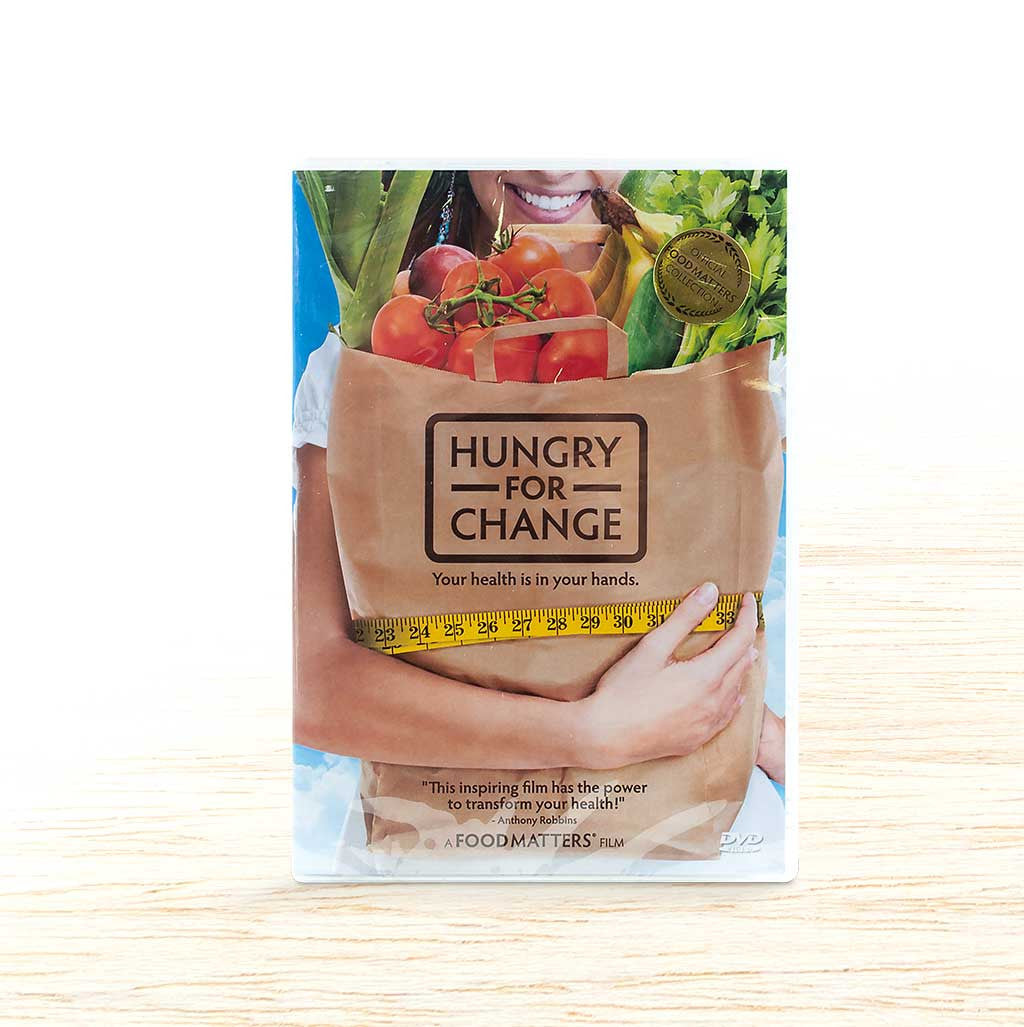 Hungry for Change DVD - Organic Food Delivered - Oliver's Real Food