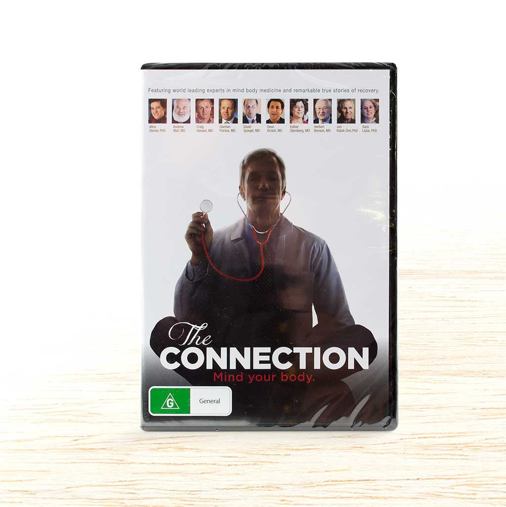 The Connection DVD - Organic Food Delivered - Oliver's Real Food