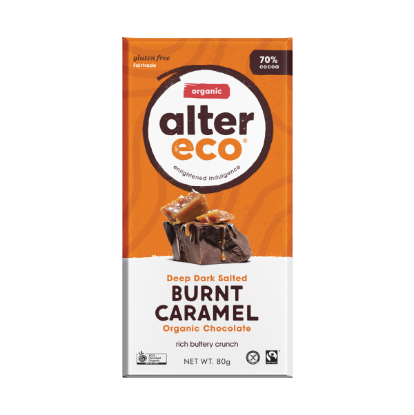 Alter Eco Chocolate Bars - Organic Food Delivered - Oliver's Real Food