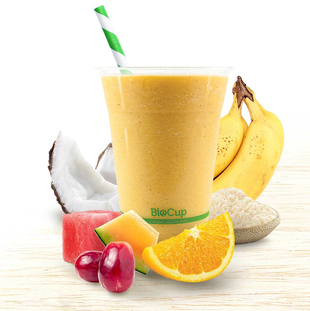 Super Smoothie - Protein Punch - Oliver's Real Food