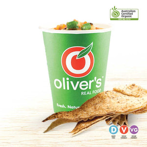 Organic Minestrone Soup - Organic Food Delivered - Oliver's Real Food