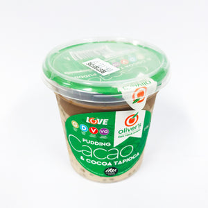 Tapioca Pudding, Chocolate (Box of 6)