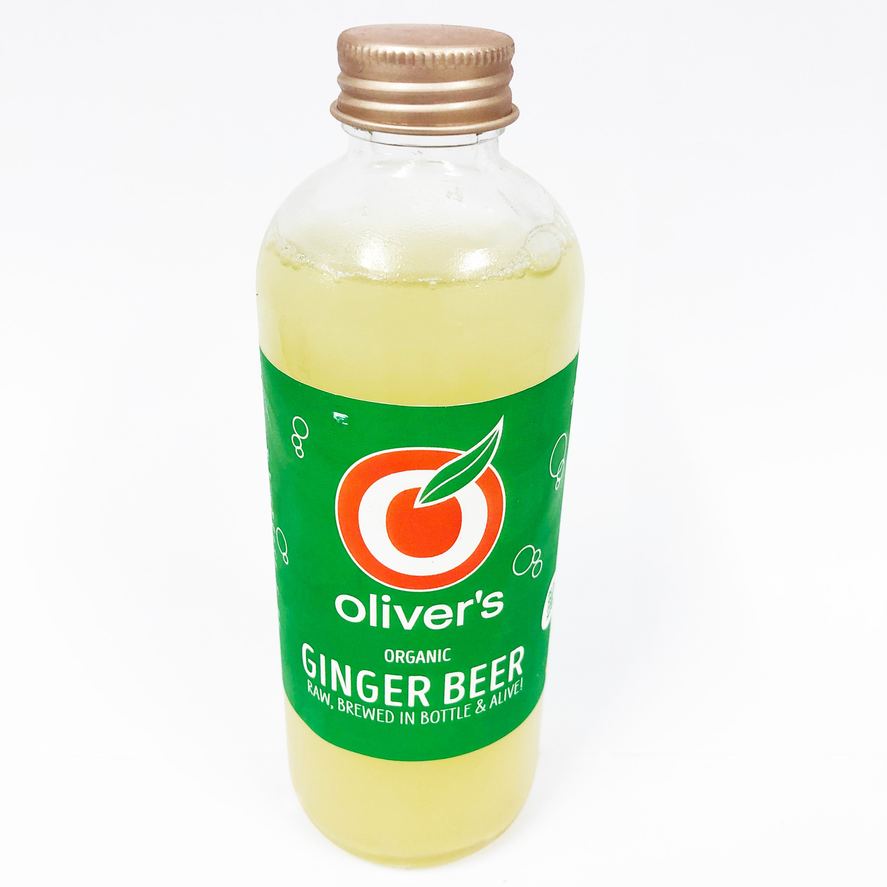 Oliver's Organic Ginger Beer - 300ml (Box of 12)