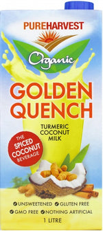Milk - Golden Quench Organic Turmeric Coconut Milk