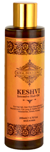 KESHVI AYURVEDIC INTENSIVE HAIR OIL