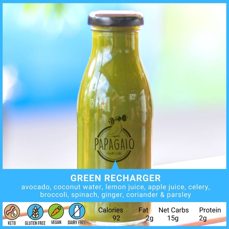 Premium Smoothies & Juices 250ml