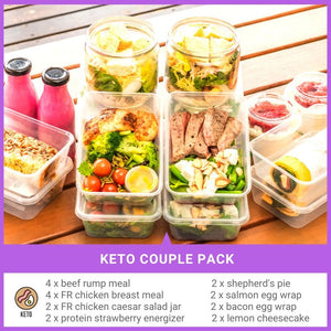 Keto Meals & Snacks - Papagaio Health Cafe