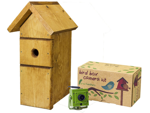 WiFi Bird Box Camera