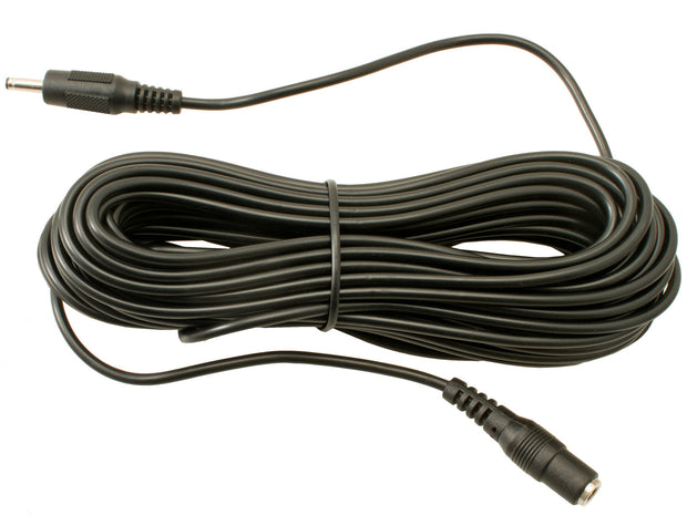 DC Power Extension Cable with 1.3mm/3.5mm Jack