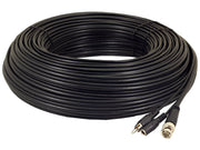 Pro RG59 Coaxial Cable BNC Video RCA Audio DC Power