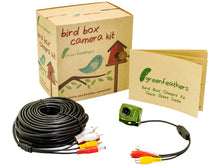 Load image into Gallery viewer, Bird box camera kit