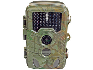 Waterproof Trail Wildlife HD Camera with PIR Triggering, Invisible IR