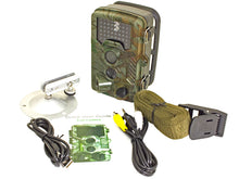 Load image into Gallery viewer, Waterproof Trail Wildlife HD Camera with PIR Triggering, Invisible IR