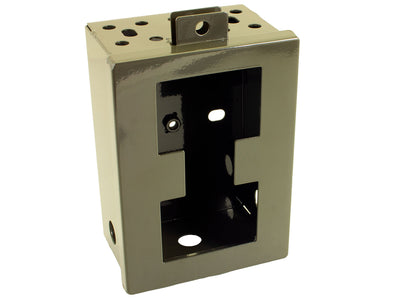 Lockable Metal Security Box for Wildlife Trail Camera