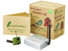Load image into Gallery viewer, Wireless bird box camera kit