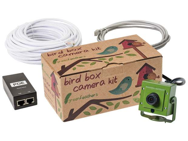 HD IP Bird Box Camera