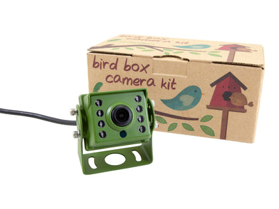 Outdoor 1080p HD Wired Bird Feeder Camera (Camera Only)