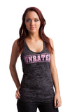 UNRATED Burnout Tank Top