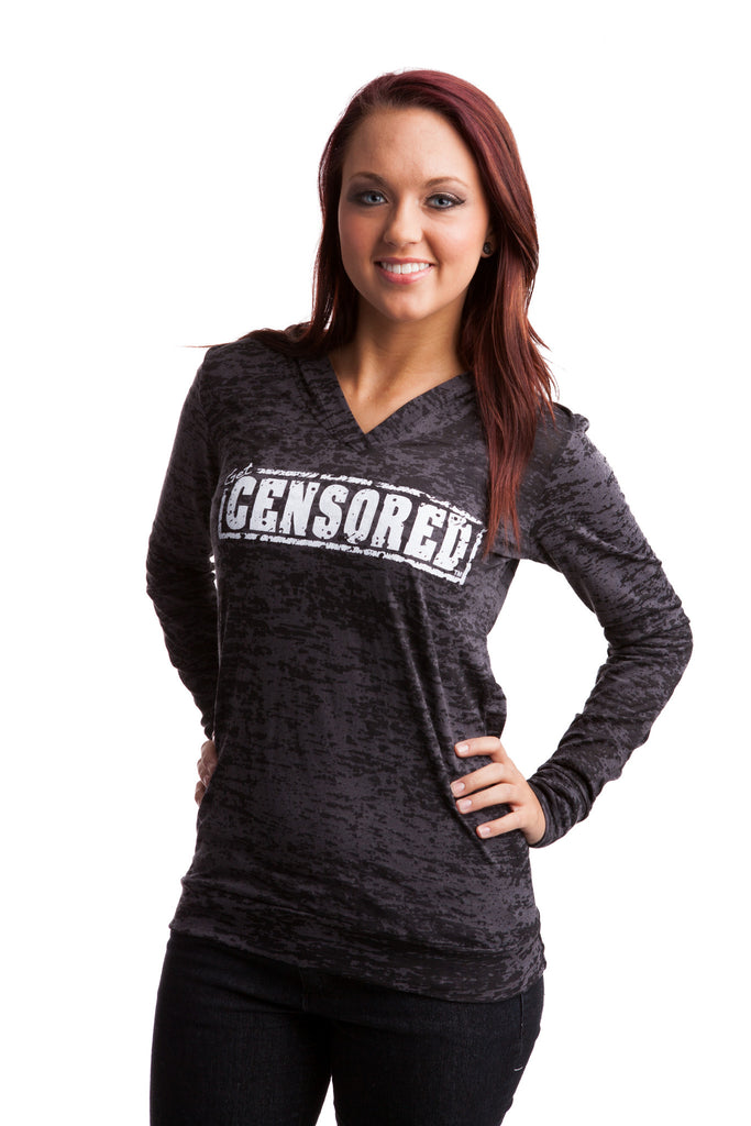 """Censored Wear"" Apparel that gives people a warning NOT to judge you & that you're going to be yourself!"