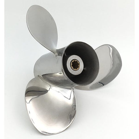 Yamaha 9.9-20hp Stainless Steel O.D.M Propeller