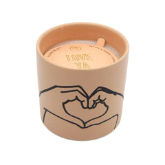 'Love Ya' Candle - Tobacco & Vanilla