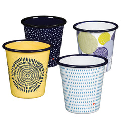 Four Seasons Enamel Tumbler Set