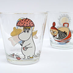 Moomin Glass Tumbler