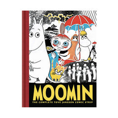 The Complete Moomin Comic Strip Volume One