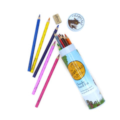 Gruffalo Tin Stationery Set