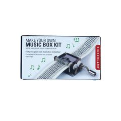 Make Your Own Music Box Kit