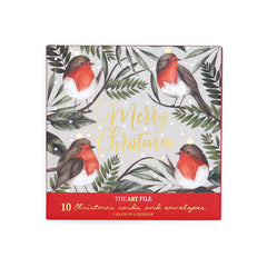 Robins Card Wallet (Pack of 10)