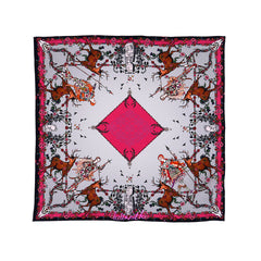 Daughter of the Picts Silk Neck Scarf