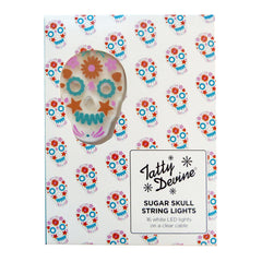 Sugar Skull String Lights