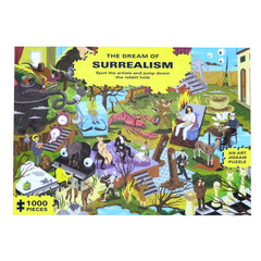 Dream of Surrealism Jigsaw Puzzle