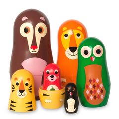 Matryoshka Animals