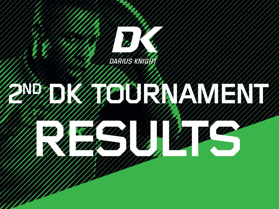 2nd DK Tournament 2017