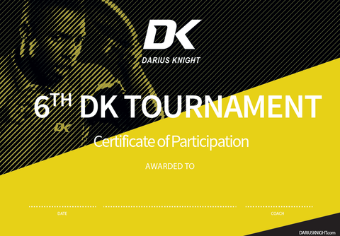 Overall results from 4th and 5th DK Tournament - U10s, U11s & U12s - Sunday 29th April 6th DK Tournament
