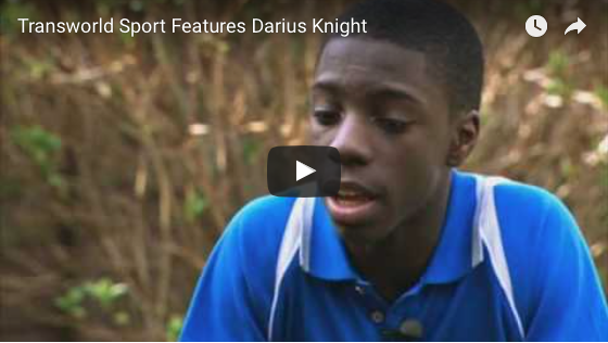Transworld Sport features Darius Knight
