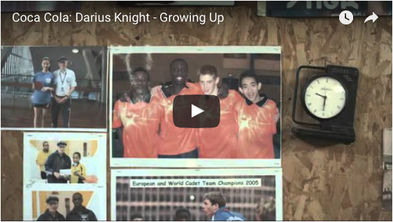 Coca Cola: Darius Knight - Growing Up