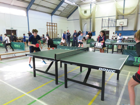 Kew House School - ISA National Champions at Table Tennis for Second Year Running!
