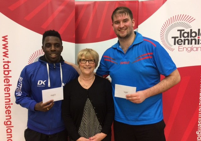 Nottingham Grand Prix - Darius Knight - Final