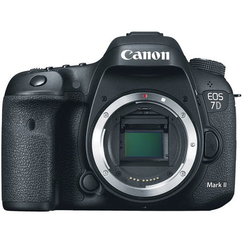 Canon EOS 7D Mark II DSLR Camera with 18-135mm f/3.5-5.6 IS USM Lens Kit (with Wi-Fi Adapter W-E1) -  instashot