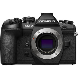 Olympus OM-D E-M1 Mark II Mirrorless Micro Four Thirds Digital Camera (Body Only) - instashot Camera Store