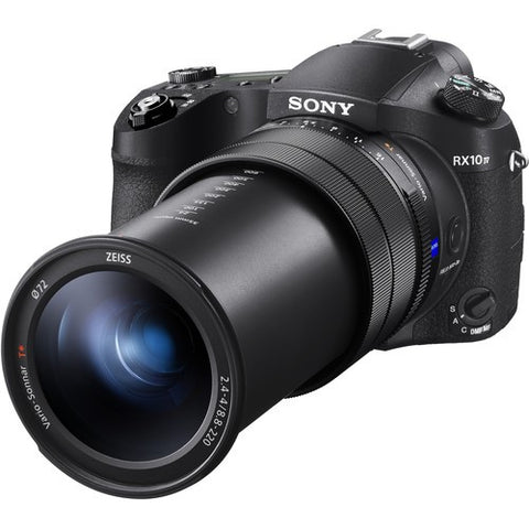 Sony Cyber-shot DSC-RX10 IV Digital Camera (Black) -  instashot