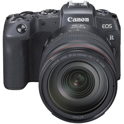 Canon EOS RP Mirrorless Digital Camera with RF 24-105mm Lens & EF-EOS R Adapter -  instashot
