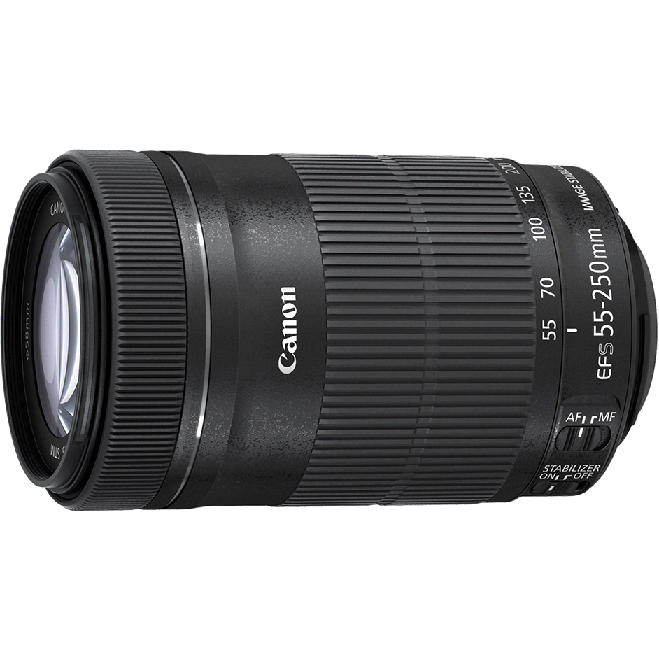 Canon EF-S 55-250mm f/4-5.6 IS STM Lens -  instashot