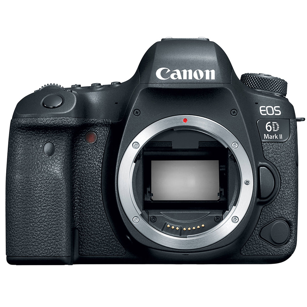 Canon 6D Mark II DSLR Camera (Body Only) -  instashot