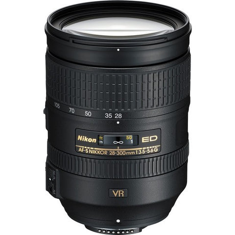 Nikon D750 DSLR Camera with Nikon AF-S NIKKOR 28-300mm f/3.5-5.6G ED VR Lens Kit -  instashot
