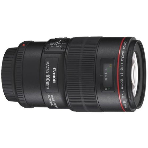 Canon EF 100mm f/2.8L IS USM Macro Lens -  instashot